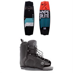 Hyperlite State 2.0 ​+ Remix Wakeboard Package 2021