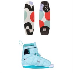 Hyperlite Maiden ​+ Viva Wakeboard Package - Women's 2021