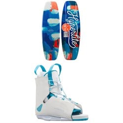 Hyperlite Divine ​+ Allure Wakeboard Package - Women's 2021
