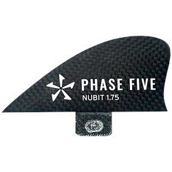 Phase Five Nubit Carbon Twin Fin Set