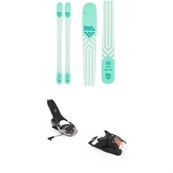 Black Crows Atris Birdie Skis - Women's  ​+ Look Pivot 12 GW Ski Bindings 2021