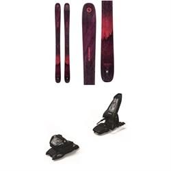 Blizzard Sheeva 10 Skis - Women's + Marker Griffon 13 ID Ski Bindings 2022