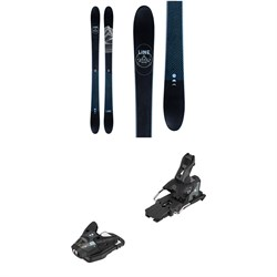 Line Skis Sir Francis Bacon Skis ​+ Salomon STH2 WTR 13 Ski Bindings 2021