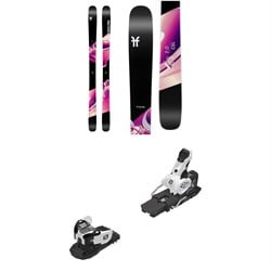 Faction Prodigy 2.0 Skis ​+ Salomon Warden MNC 13 Ski Bindings