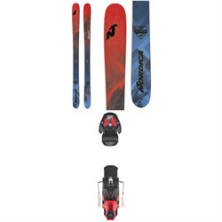 Nordica Enforcer 100 Skis ​+ Atomic Warden MNC 13 Ski Bindings