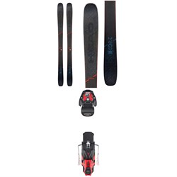Head Kore 99 Skis ​+ Atomic Warden MNC 13 Ski Bindings