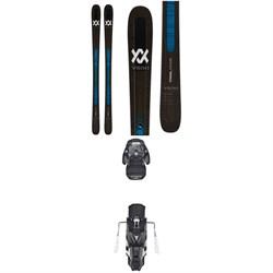 Volkl Kendo 88 Skis + Atomic Warden MNC 13 Ski Bindings