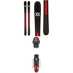 Volkl M5 Mantra Skis ​+ Atomic Warden MNC 13 Ski Bindings