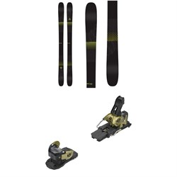 Armada ARV 96 UL Skis ​+ Salomon Warden MNC 13 Ski Bindings