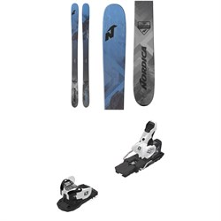 Nordica Enforcer 104 Free Skis ​+ Salomon Warden MNC 13 Ski Bindings
