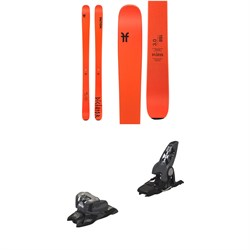 Faction Dictator 3.0 Skis ​+ Marker Griffon 13 ID Ski Bindings