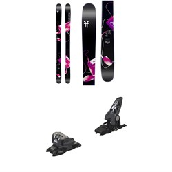 Faction Prodigy 3.0 Skis ​+ Marker Griffon 13 ID Ski Bindings