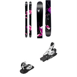 Faction Prodigy 3.0 Skis ​+ Salomon Warden MNC 13 Ski Bindings