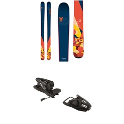 Faction Chapter 2.0 Skis ​+ Look NX 11 Ski Bindings 2020