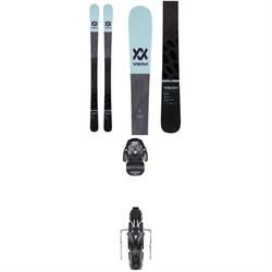 Volkl Kama Skis - Women's + Atomic Warden MNC 11 Ski Bindings