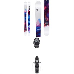 Faction Prodigy 1.0X Skis - Women's ​+ Atomic Warden MNC 11 Ski Bindings