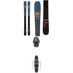 Volkl Secret 92 Skis - Women's ​+ Atomic Warden MNC 11 Ski Bindings