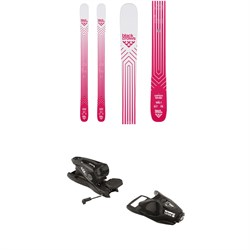 Black Crows Camox Birdie Skis - Women's ​+ Look NX 11 Ski Bindings