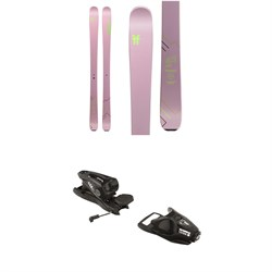 Faction Agent 2.0X Skis - Women's ​+ Look NX 11 Ski Bindings