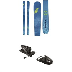 Nordica Santa Ana 88 Skis - Women's ​+ Look NX 11 Ski Bindings