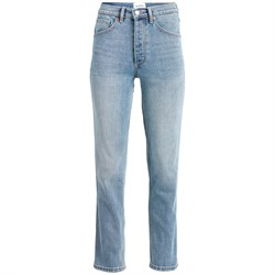 DU​/ER High-Rise Straight Jeans - Women's