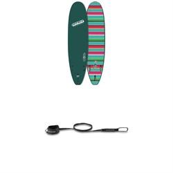 Catch Surf Odysea 8'0'' Log x Johnny Redmond Surfboard + Dakine Kaimana Team 8' Leash