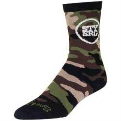 SockGuy Stay Strong Camo 6
