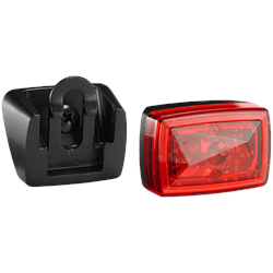 Bern PDW Asteroid Quickmount Rear Bike Light