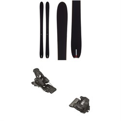 Season Aero Skis ​+ Tyrolia Attack² 13 GW Bindings 2021