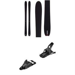 Season Aero Skis ​+ Salomon S​/Lab Shift MNC 13 Alpine Touring Ski Bindings 2021