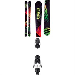 Armada ARV 84 Skis - Kids' ​+ Atomic L 7 Ski Bindings 2019