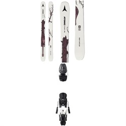 Atomic Bent Chetler Mini Skis - Boys' ​+ Atomic L 7 Ski Bindings