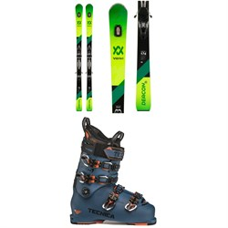Volkl Deacon 76 Skis ​+ rMotion2 12 GW Bindings ​+ Tecnica Mach1 MV 120 Ski Boots
