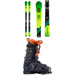 Volkl Deacon 76 Skis ​+ rMotion2 12 GW Bindings ​+ Salomon S​/Max 1947 Ski Boots