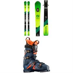 Volkl Deacon 76 Skis + rMotion2 12 GW Bindings + Salomon S/Pro 1947 Ski Boots