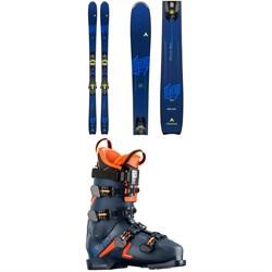 Dynastar Legend 84 Skis + Look NX 12 Konect Dual Bindings + Salomon S/Pro 1947 Ski Boots