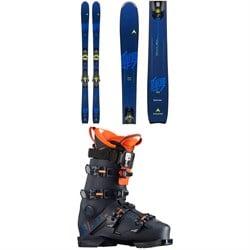 Dynastar Legend 84 Skis + Look NX 12 Konect Dual Bindings + Salomon S/Max 1947 Ski Boots