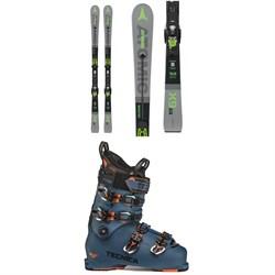 Atomic Redster X9 WB Skis + X 12 TL GW Bindings + Tecnica Mach1 MV 120 Ski Boots