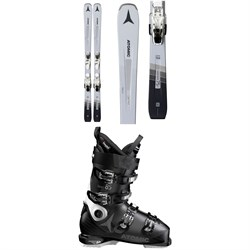Atomic Vantage 75 C W Skis ​+ L 10 GW Bindings ​+ Atomic Hawx Ultra 85 W Ski Boots - Women's