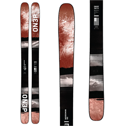 ON3P Woodsman 102 Skis 2021