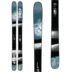 ON3P Woodsman 96 Skis 2021