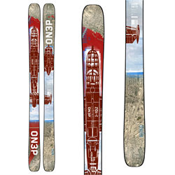 ON3P Jeffrey 102 Skis 2021