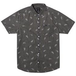 RVCA Hasting Floral Short-Sleeve Shirt