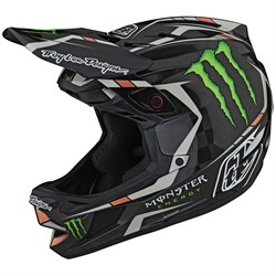 Troy Lee Designs D4 Carbon Limited Edition Bike Helmet