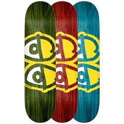 Krooked Eyes Assorted 8.06 Skateboard Deck