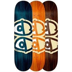 Krooked Eyes Assorted 8.38 Skateboard Deck