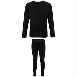 Le Bent Core 200 Raglan Top ​+ Bottoms - Kids'
