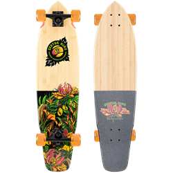 Sector 9 Eden Ft. Point Longboard Complete