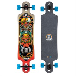 Sector 9 Monkey King Paradiso Longboard Complete