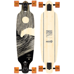 Sector 9 Full Moon Shoots Longboard Complete